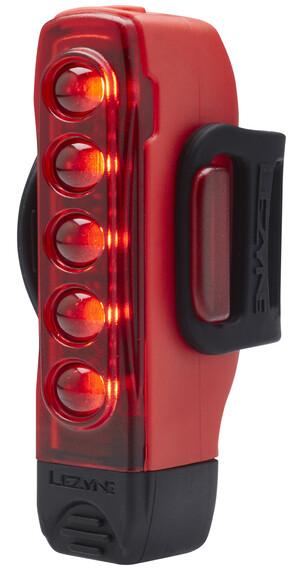 Lezyne Strip Drive Pro fietsverlichting rood